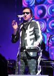 Ticker Tape Parade For Arcade Fire At Glastonbury