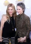 Clare Kramer and Melissa Mcbride