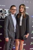 Sasha Grey and Elijah Wood
