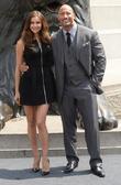 Dwayne Johnson and Irina Shayk