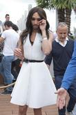 Conchita Wurst Makes Modelling Debut At Paris Fashion Week