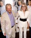 Michael Douglas and Diane Keaton