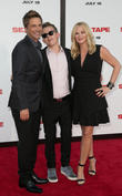 Rob Lowe, John Lowe and Sheryl Berkoff