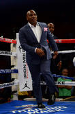 Mike Tyson To Induct Evander Holyfield Into New Boxing Hall Of Fame