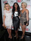 Danity Kane, Aubrey O'day, Dawn Richard and Shannon Bex