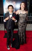 James Brown and Tomi Rae Brown