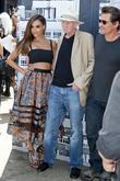 Jessica Alba, Frank Miller and Josh Brolin