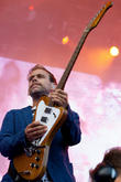 Aaron Dessner and The National