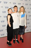 Emily Browning, Olly Alexander and Hannah Murray