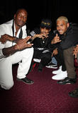 Tyrese Gibson, August Alsina and Chris Brown