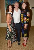 Sharon Corr, Louis Walsh and Saoirse Ronan