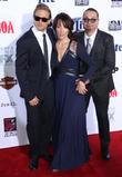 Katey Sagal, Charlie Hunnam and Kurt Sutter