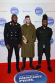 Young Fathers Win Britain's Mercury Music Prize