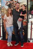 Joey Fatone, Briahna Joely Fatone and Kloey Alexandra Fatone