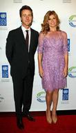Edward Norton and Connie Britton