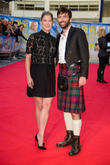 Rosamund Pike and David Tennant