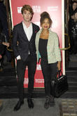 Luke Newberry and Antonia Thomas