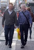 Derek Mooney and Louis Walsh