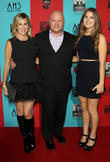 Michelle Moran, Michael Chiklis and Odessa Chiklis