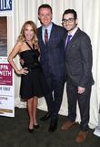 Kristin Chenoweth, Andrew Lippa and Noah Himmelstein