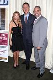 Kristin Chenoweth, Andrew Lippa and Thomas Krever
