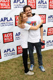 Lea Thompson and Jason Ritter