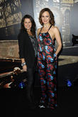 Julie Graham and Rachael Stirling