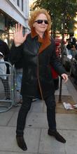 Mick Hucknall Admires Fellow Red-haired Singer Ed Sheeran