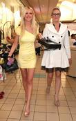 Tara Reid and Marci Star