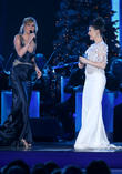 Jennifer Nettles and Idina Menzel
