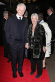 Richard Curtis and Dame Judi Dench