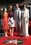 Mackenzie Foy, Jessica Chastain, Matthew Mcconaughey and Anne Hathaway