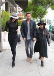 Kourtney Kardashian, Scott Disick and Kylie Jenner