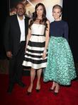 Forest Whitaker, Famke Janssen and Maggie Grace