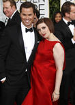 Lena Dunham and Andrew Rannels