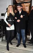 Claudia Schiffer and Mathew Vaughn