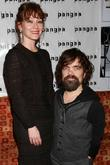 Erica Schmidt and Peter Dinklage