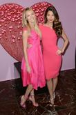 Candice Swanepoel and Lily Aldridge