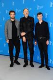 Robert Pattinson, Anton Corbijn and Dan Dehaan