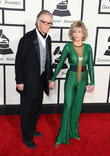 Jane Fonda and Richard Perry
