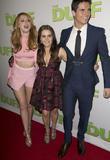 Bella Thorne, Mae Whitman and Robbie Amell
