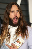 Jared Leto And Mark Ruffalo Hit New York Comic Con In Disguise