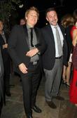 Kato Kaelin and David Arquette