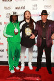 Flavor Flav, Steve Aoki and Joe Jackson