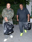 Timothy Zachery Mosley and Timbaland
