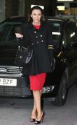 Michelle Heaton In Cancer Scare