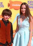 Max Charles and Angelina Wahler