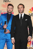Justin Timberlake and Tom Ford