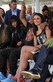 Michelle Rodriguez, Ludacris and Jordana Brewster