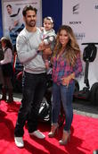 Eric Decker, Jesse James and Daughter